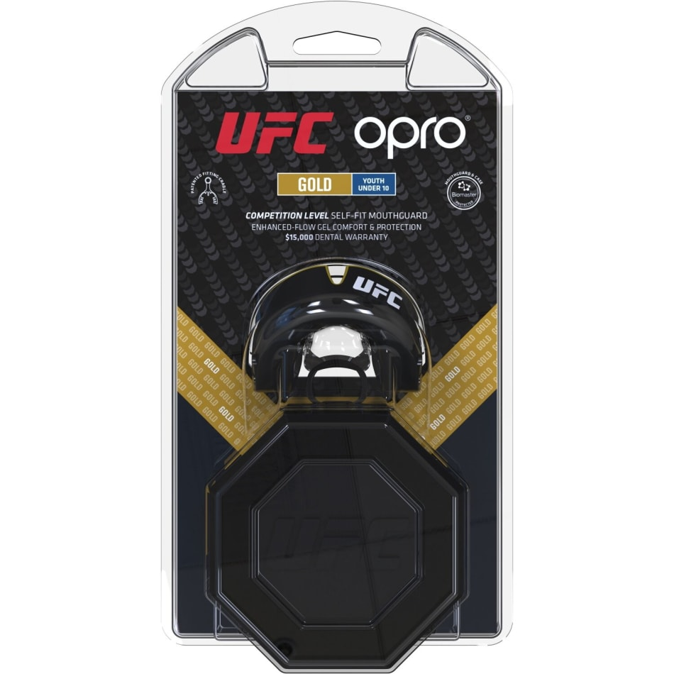 OPRO UFC Gold Junior Mouthguard, product, variation 4