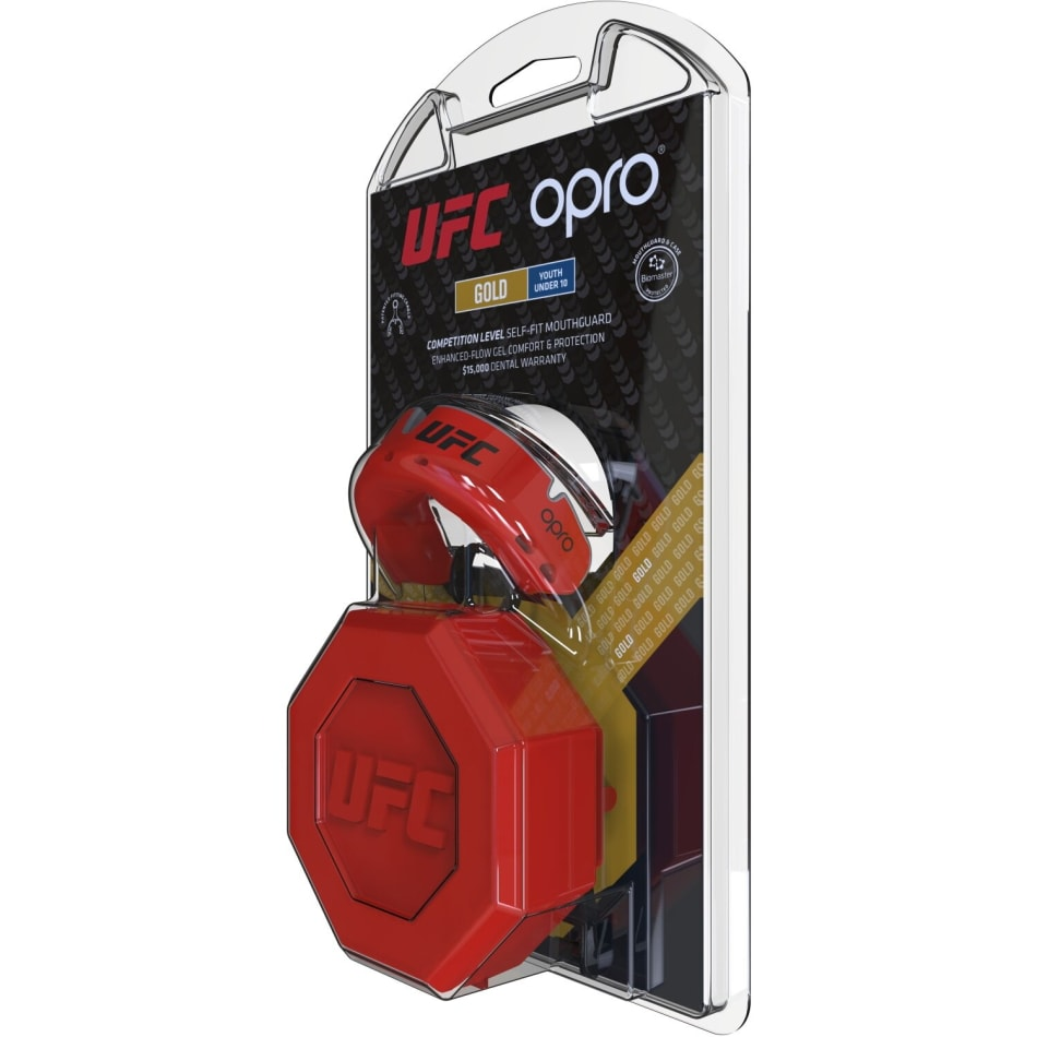 OPRO UFC Gold Junior Mouthguard, product, variation 2