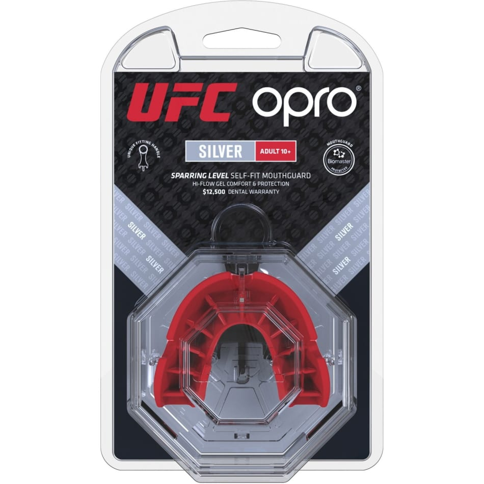 OPRO UFC Silver Senior Mouthguard, product, variation 3