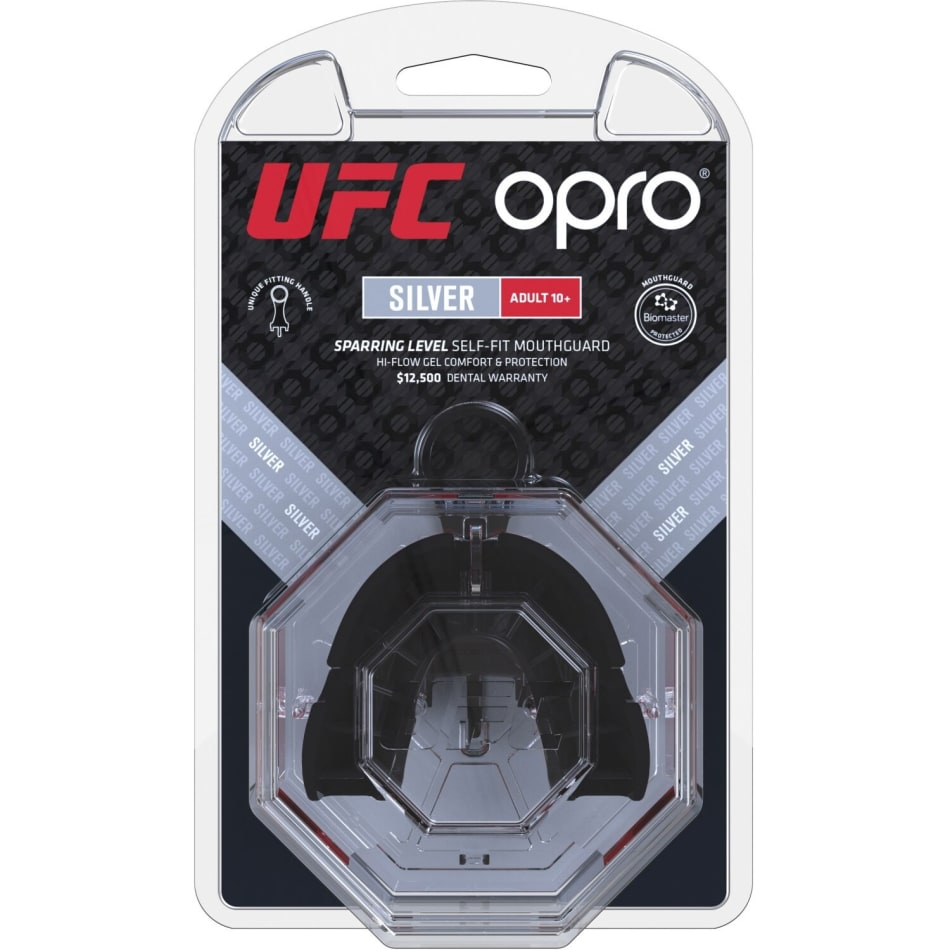 OPRO UFC Silver Senior Mouthguard, product, variation 2