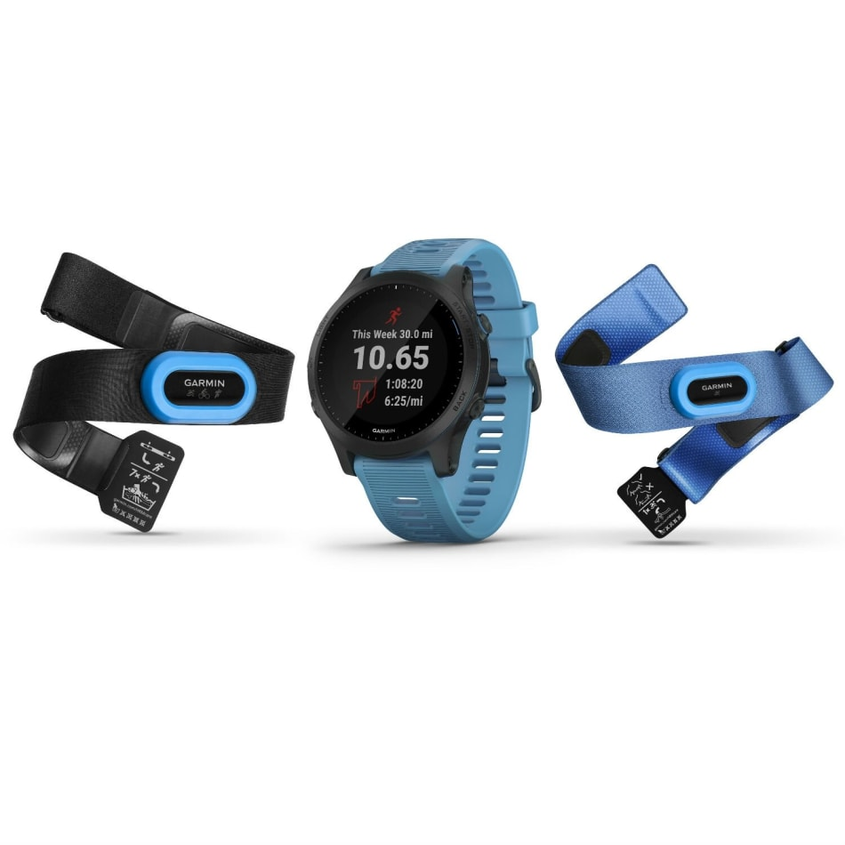 Garmin Forerunner 945 Tri-Bundle Multisport GPS Watch, product, variation 1