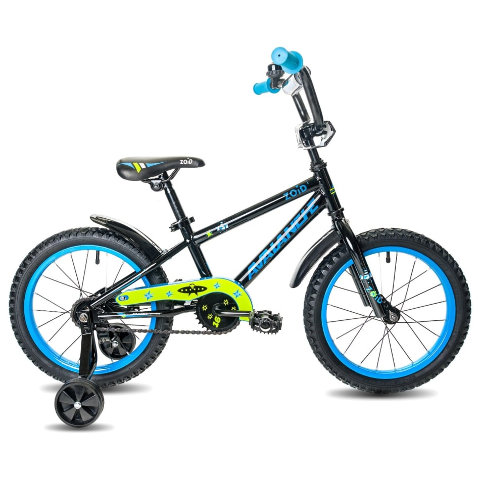 "Avalanche Junior Boy's Zoid 16"" Bike, product, variation 1"