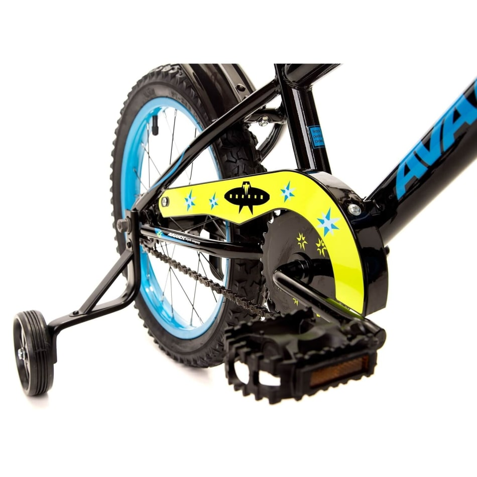 "Avalanche Junior Boy's Zoid 16"" Bike, product, variation 2"