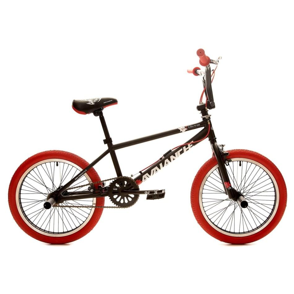 "Avalanche DV8 Freestyle 20"" BMX Bike, product, variation 1"
