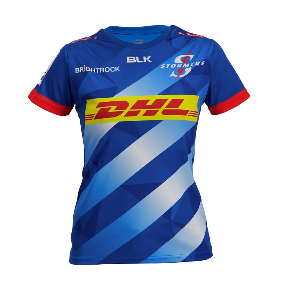 Stormers Ladies Home 2020 S/Rugby Fan Tee, product, variation 1
