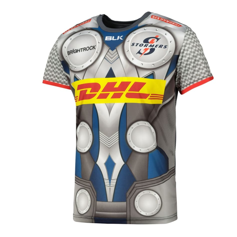 Stormers Men's Marvel 2020 S/Rugby Fan Tee, product, variation 1