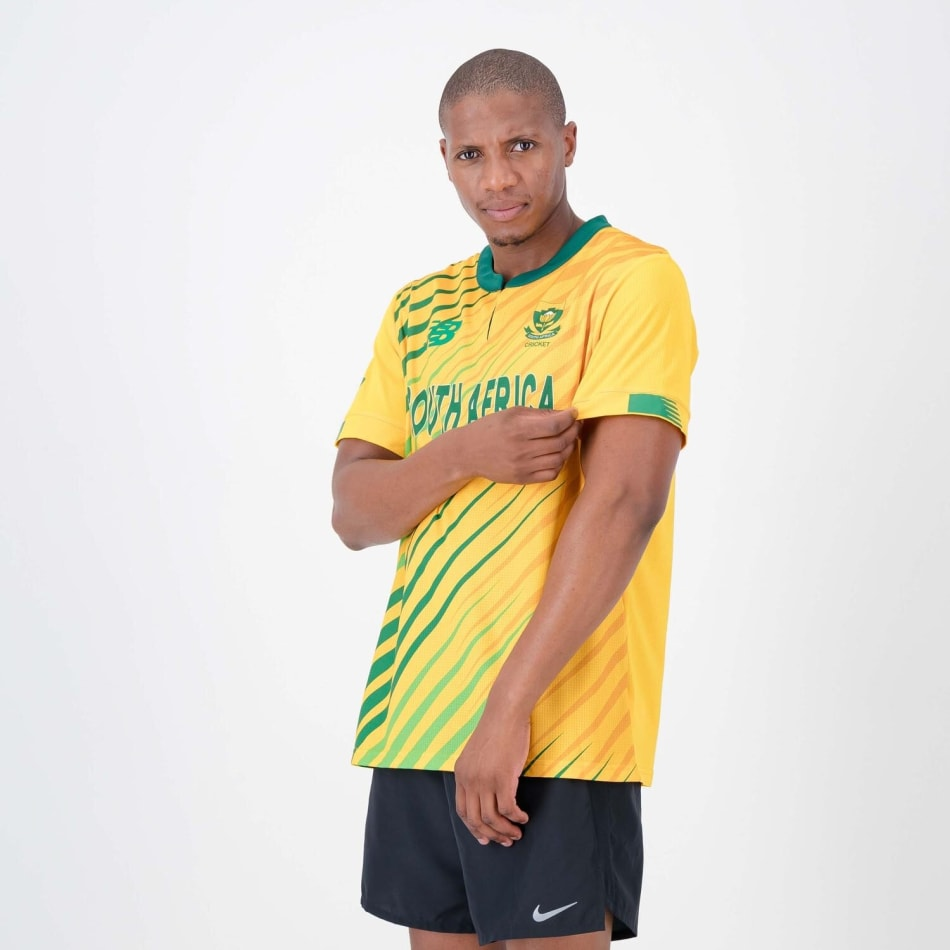 Proteas Men's 20/21 T20 Cricket Jersey, product, variation 2