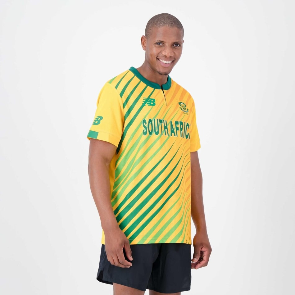 Proteas Men's 20/21 T20 Cricket Jersey, product, variation 3