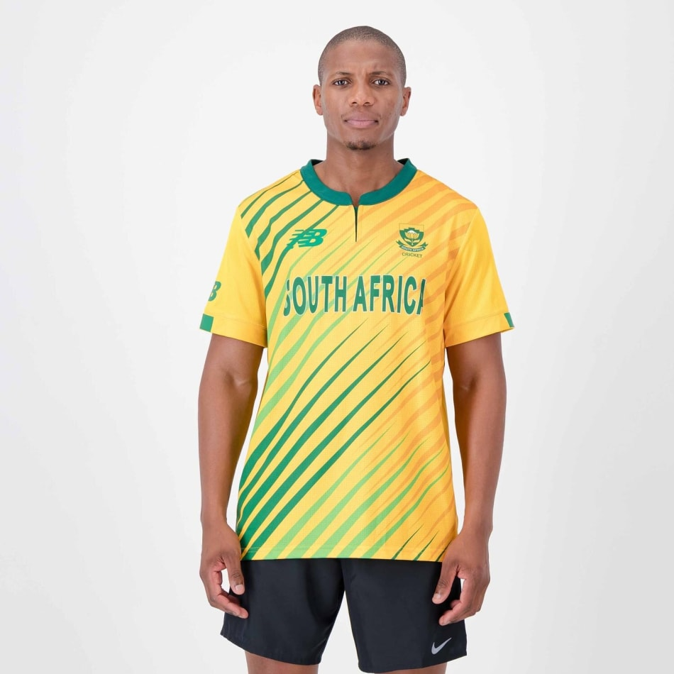 Proteas Men's 20/21 T20 Cricket Jersey, product, variation 4