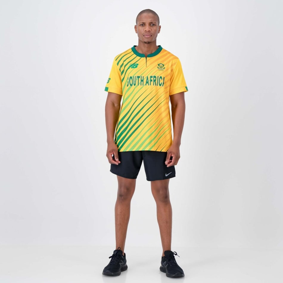 Proteas Men's 20/21 T20 Cricket Jersey, product, variation 6
