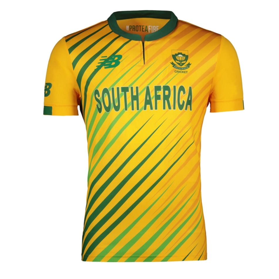 Proteas Junior 20/21 T20 Cricket Jersey, product, variation 1