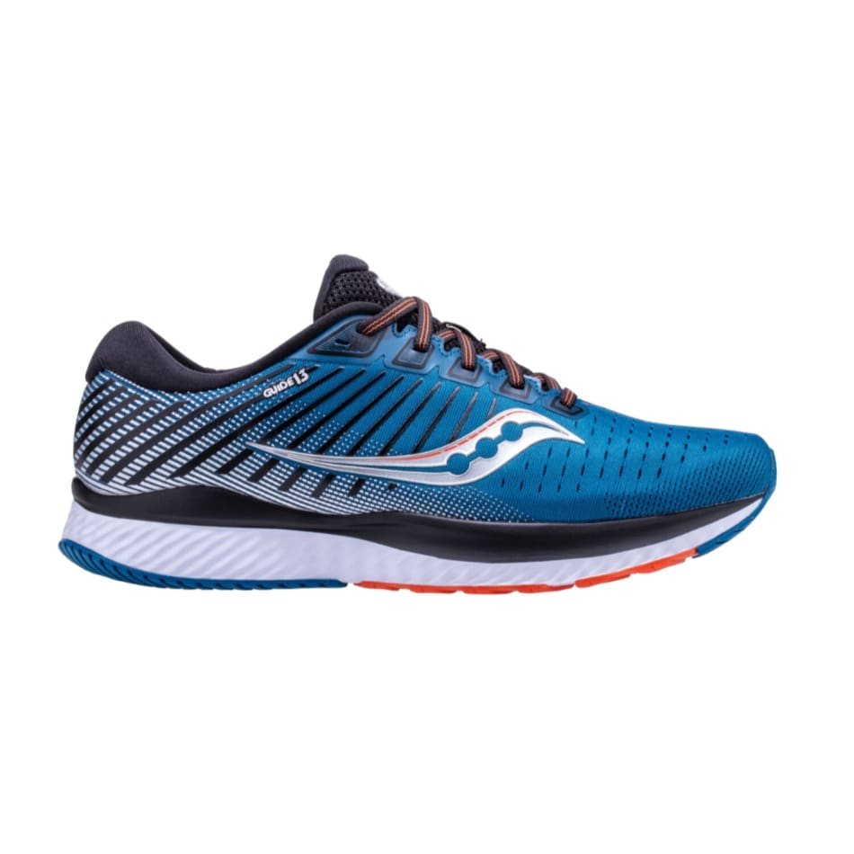 Saucony Men's Guide 13 Road Running Shoes, product, variation 1