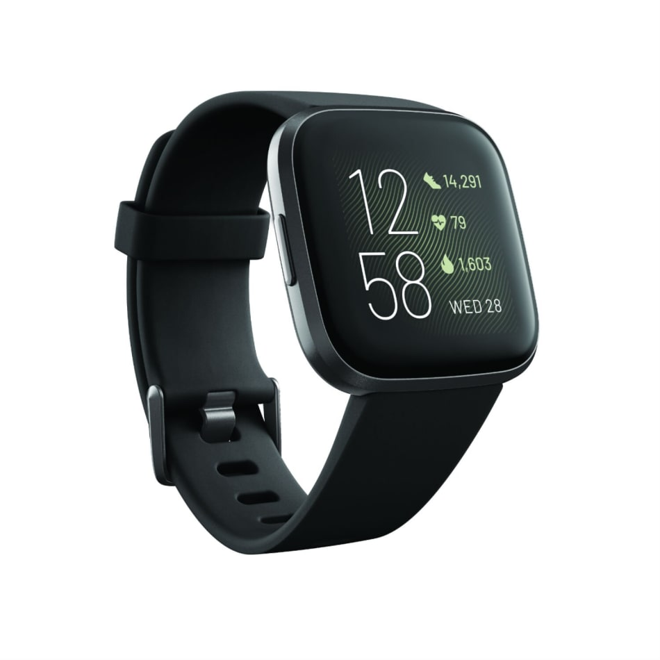 Fitbit Versa 2 Fitness Smartwatch, product, variation 2