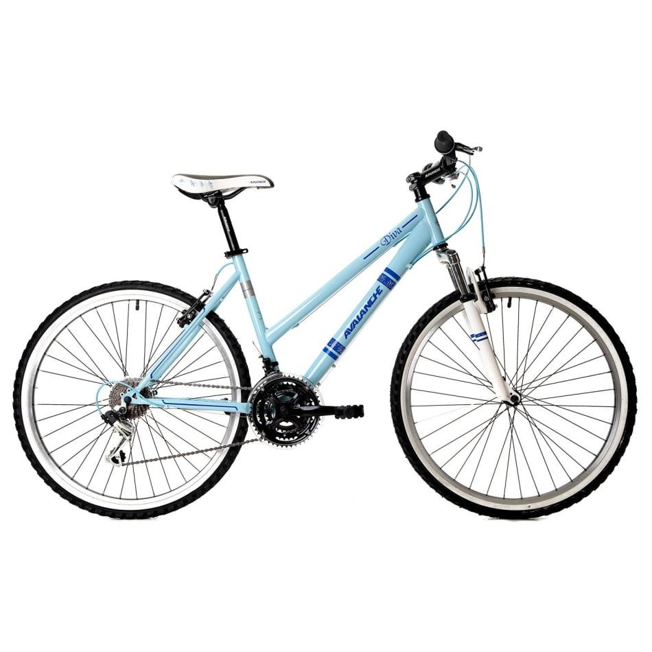 "Avalanche Women's Diva Suspension 26"" Mountain Bike, product, variation 1"