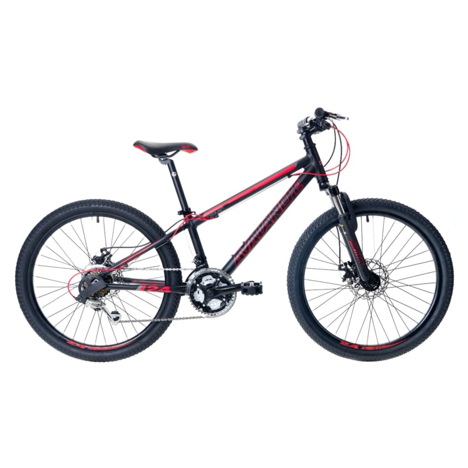 """Avalanche Junior Boy's Cosmic Disc 24"""" Mountain Bike, product, variation 1"""