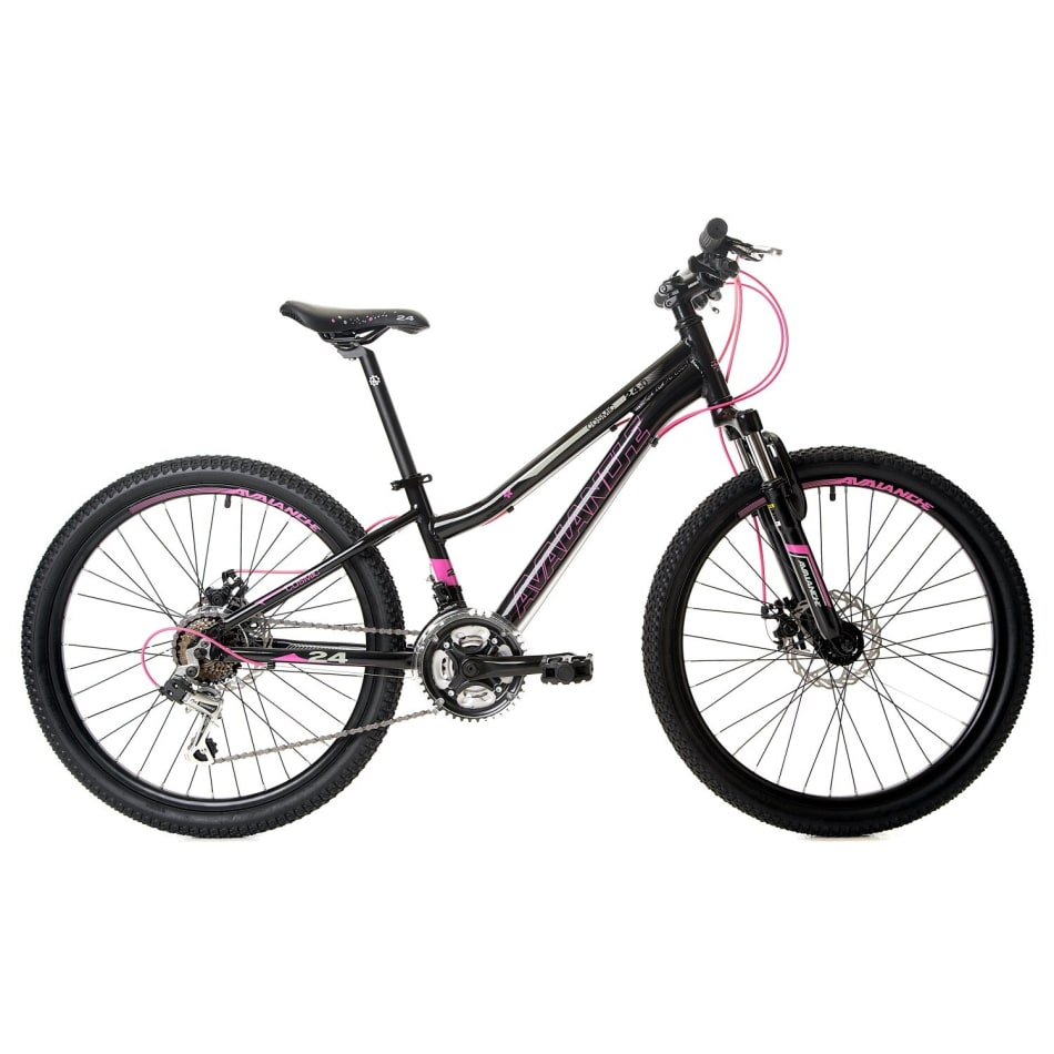"""Avalanche Junior Girls Cosmic Disc 24"""" Mountain Bike, product, variation 1"""