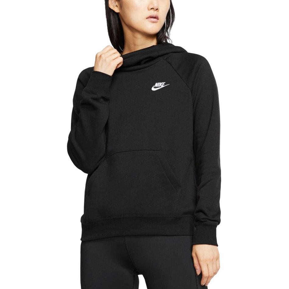 Nike Womens Essential Funnel Fleece Hoodie, product, variation 2