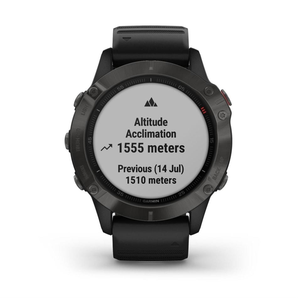 Garmin Fenix 6 Sapphhire  Multisport GPS Watch, product, variation 2