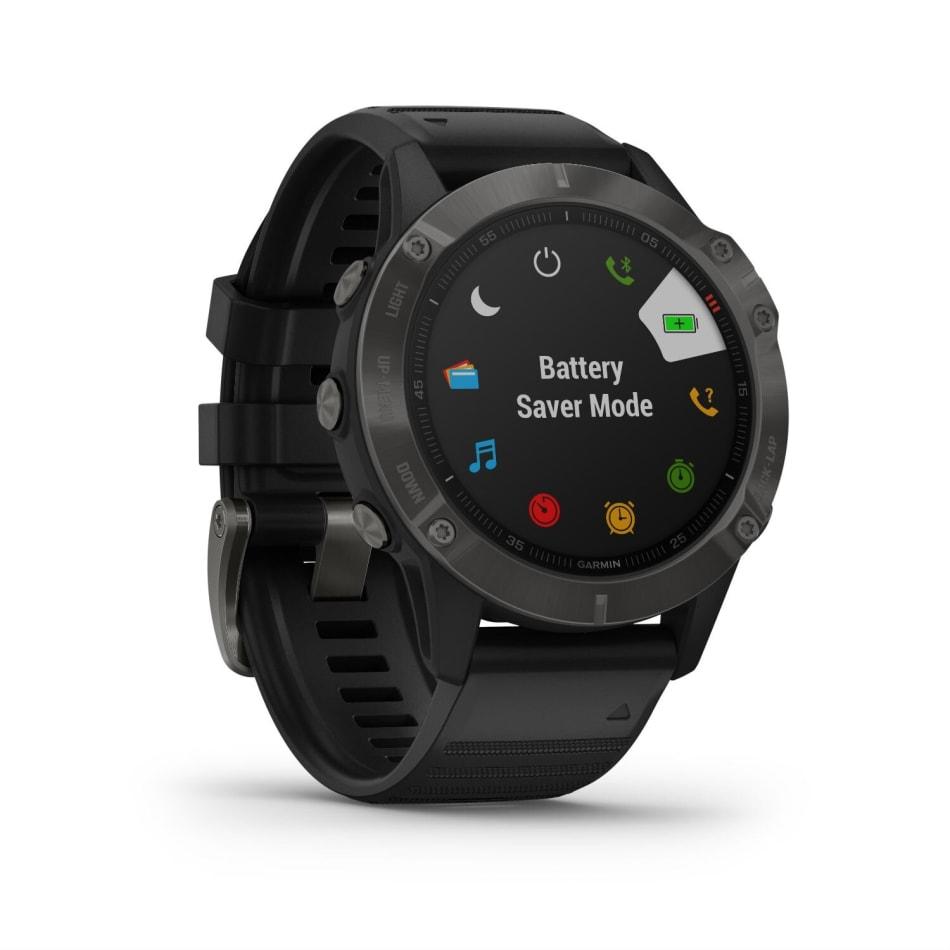 Garmin Fenix 6 Sapphhire  Multisport GPS Watch, product, variation 3