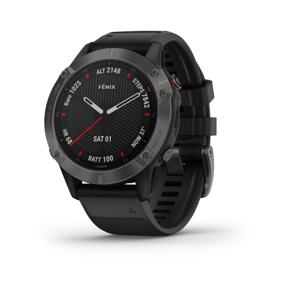 Garmin Fenix 6 Sapphhire  Multisport GPS Watch, product, variation 1