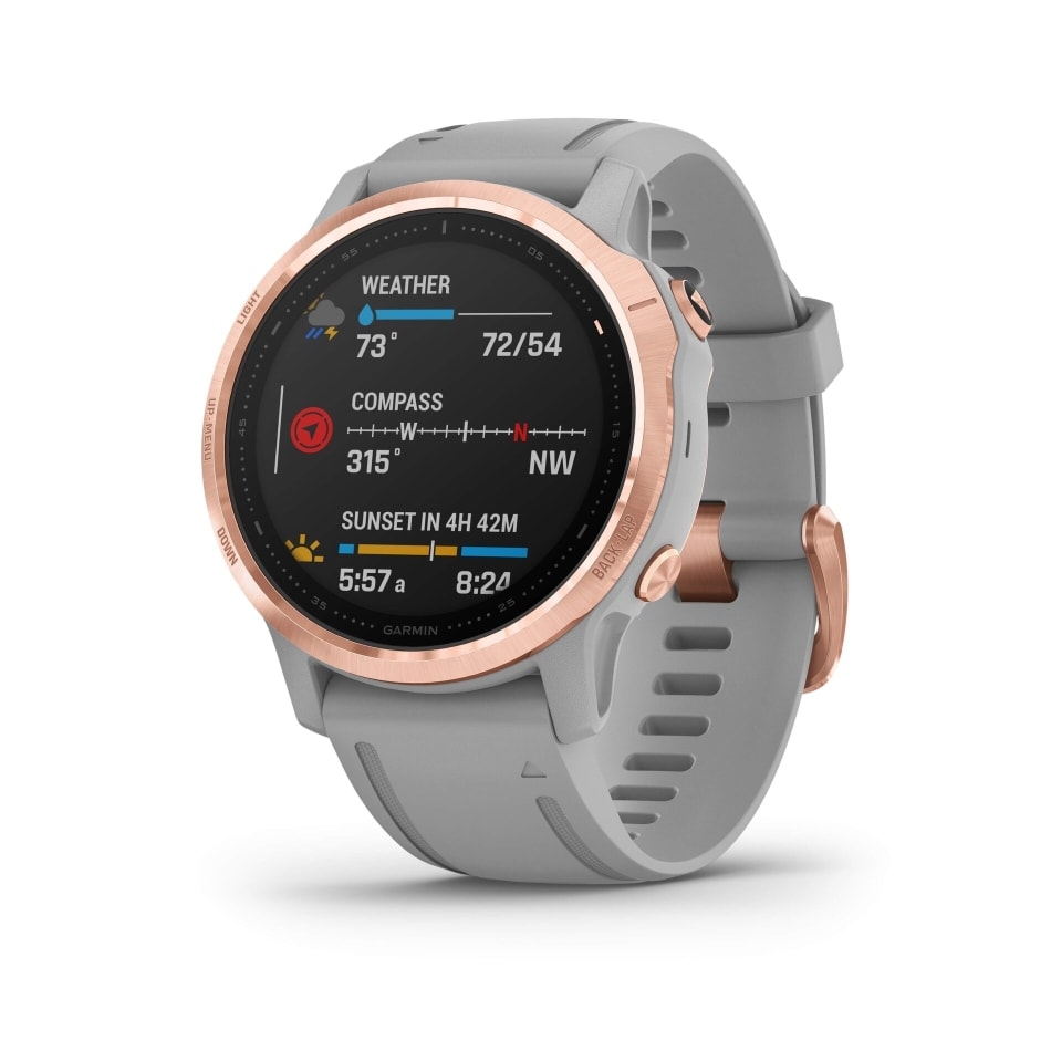 Garmin Fenix 6S Sapphire Multisport GPS Watch, product, variation 1