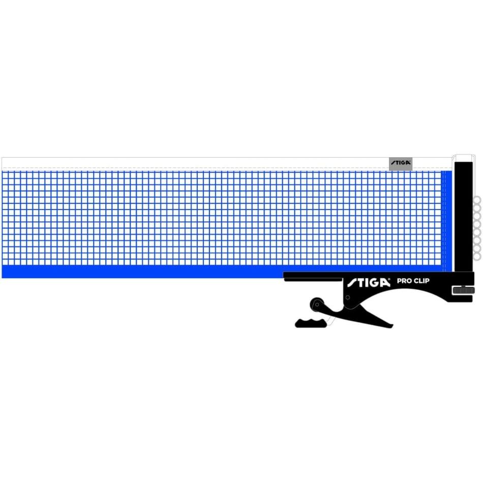 Stiga Pro Clip Net and  Post set, product, variation 1