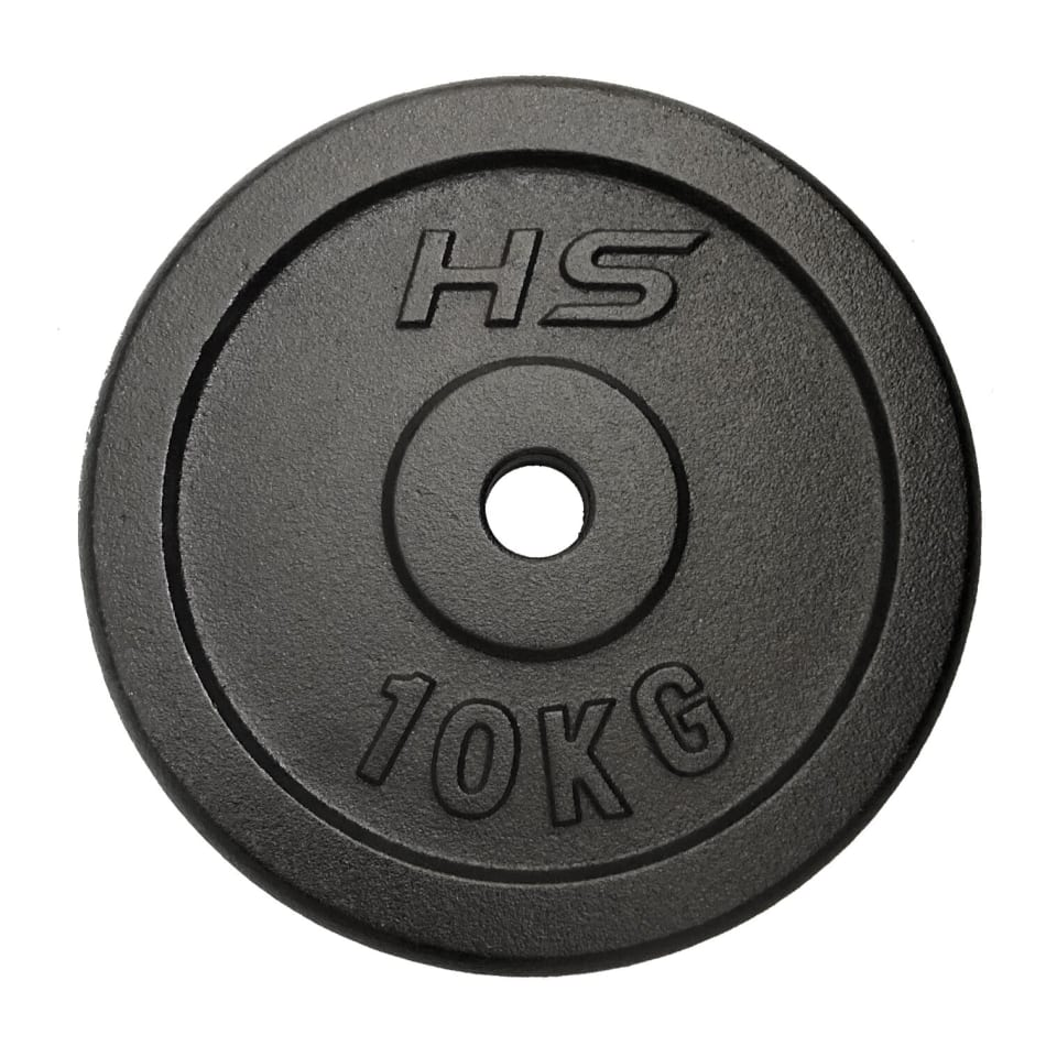 HS Fitness 10kg 30mm Plate, product, variation 1