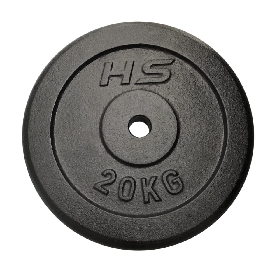 HS Fitness 20kg 30mm Plate, product, variation 1