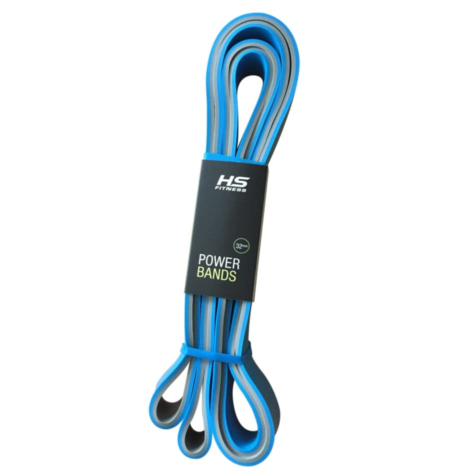 HS Fitness Medium Blue Power Band 32mm, product, variation 1