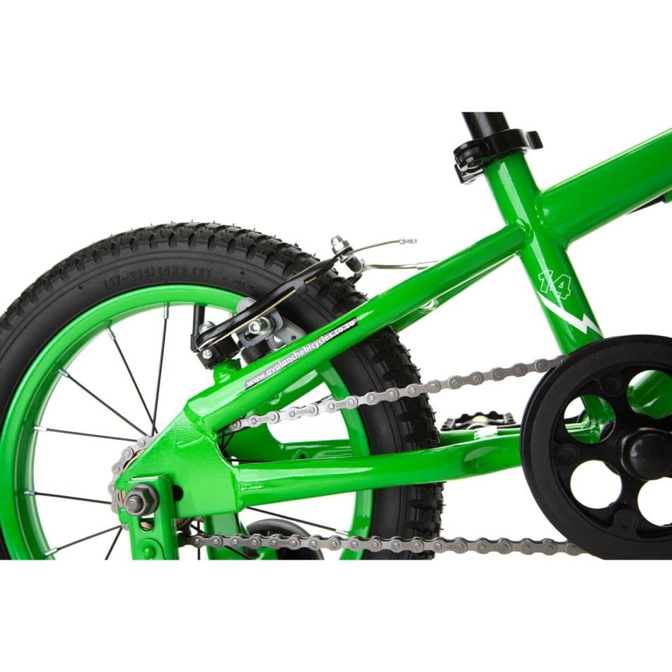 "Avalanche Junior Boy's Storm 14"" Bike, product, variation 3"