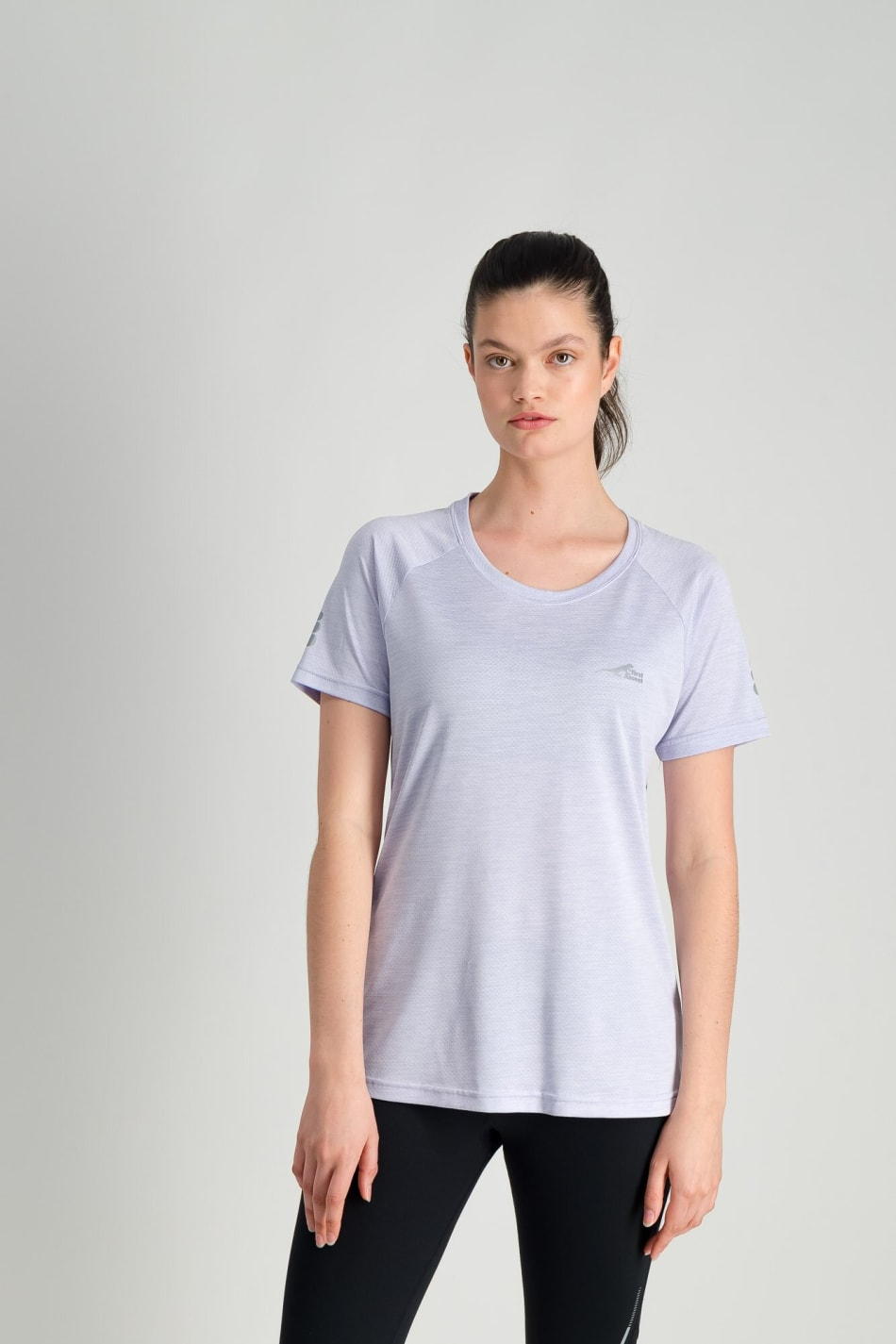 First Ascent Women's Corefit Run Tee, product, variation 1