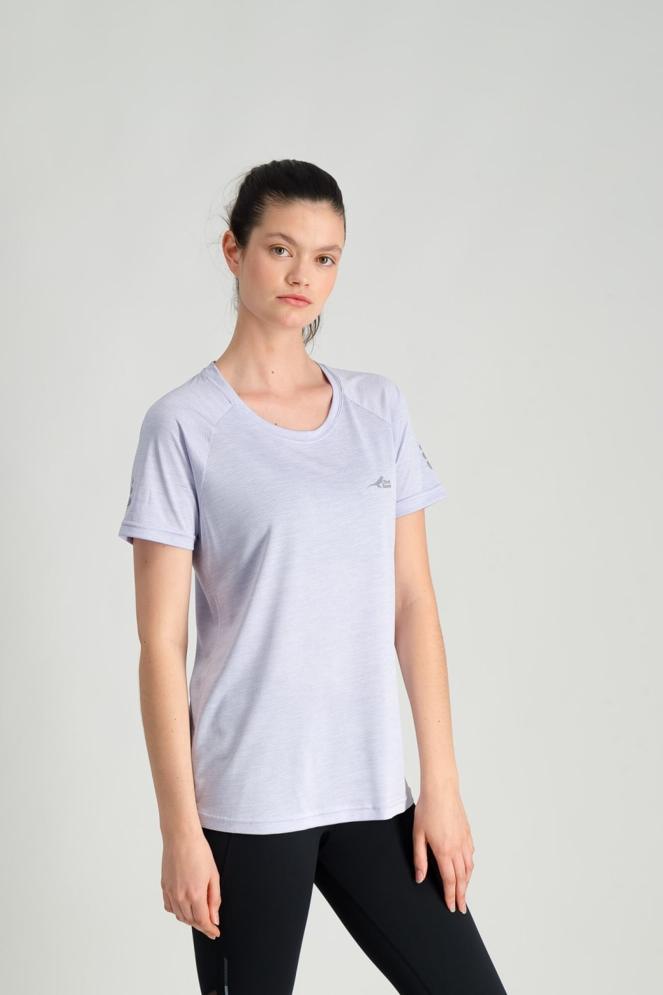 First Ascent Women's Corefit Run Tee, product, variation 2