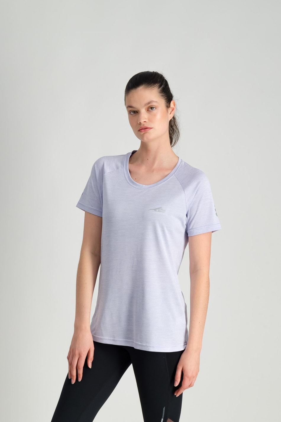 First Ascent Women's Corefit Run Tee, product, variation 3
