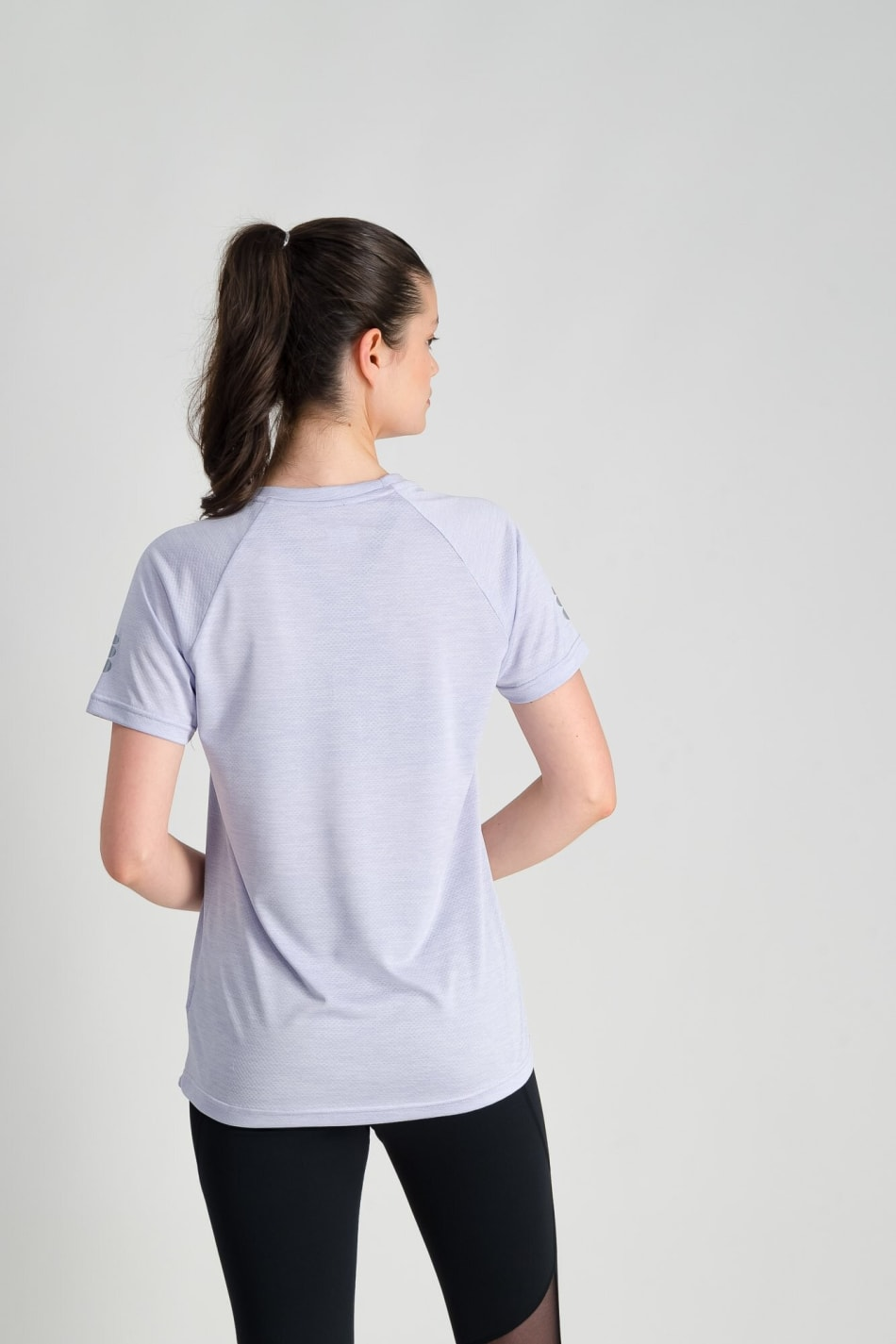 First Ascent Women's Corefit Run Tee, product, variation 4