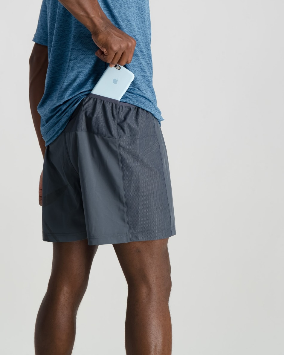 First Ascent Men's X-trail 5'' Run Short, product, variation 6