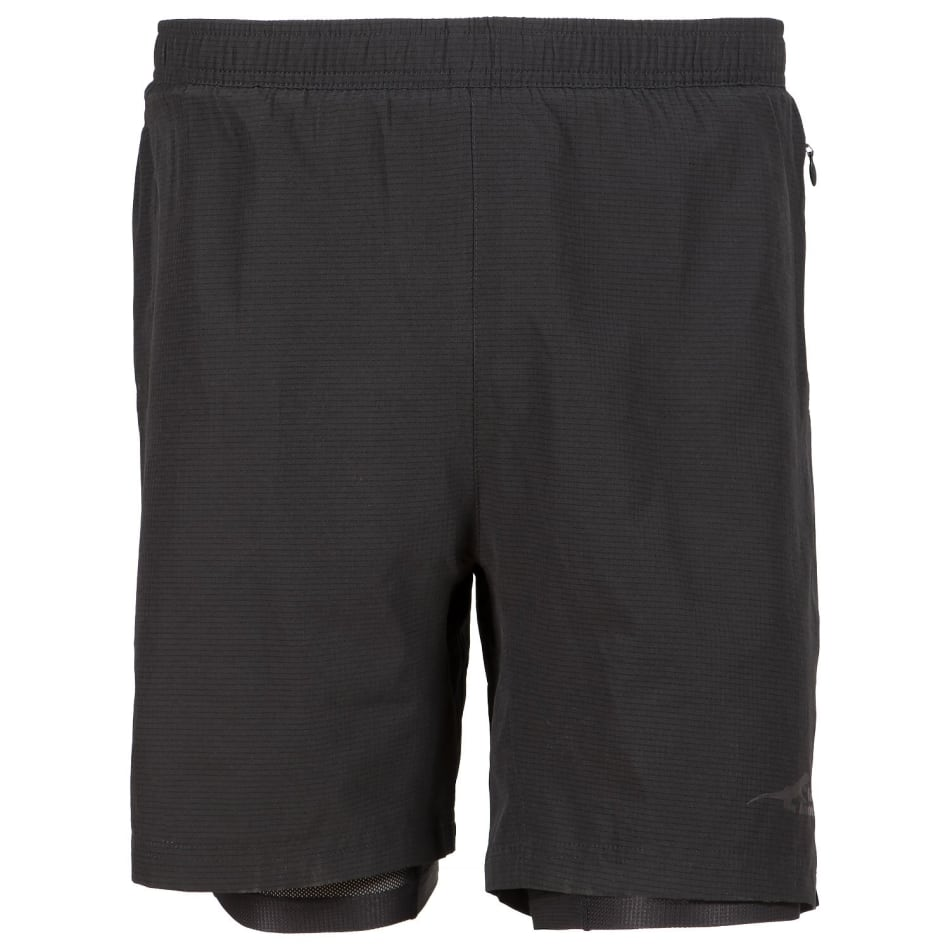First Ascent Men's Kinetic 7'' Run Short, product, variation 1