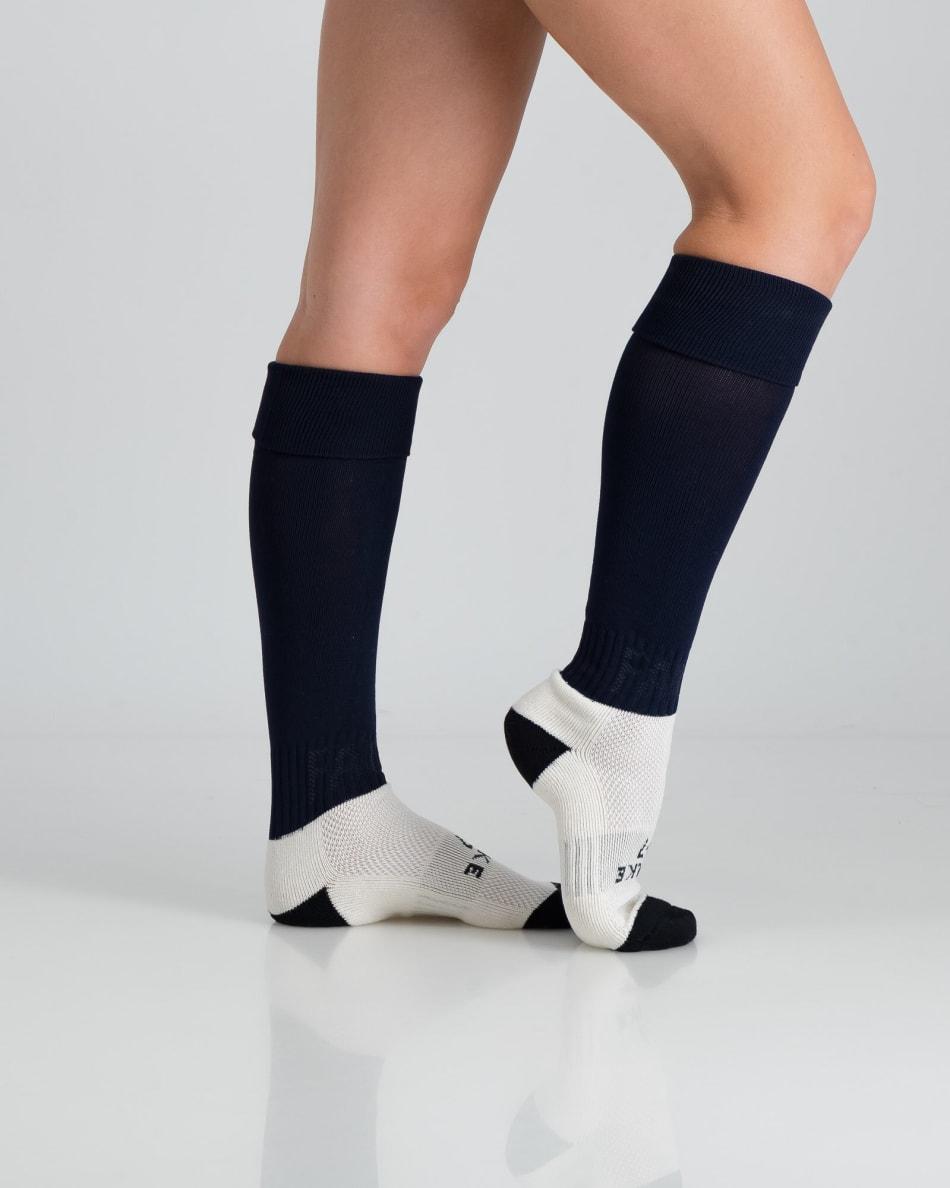 Falke Navy Practice Socks Solid 12.5-3.5, product, variation 1