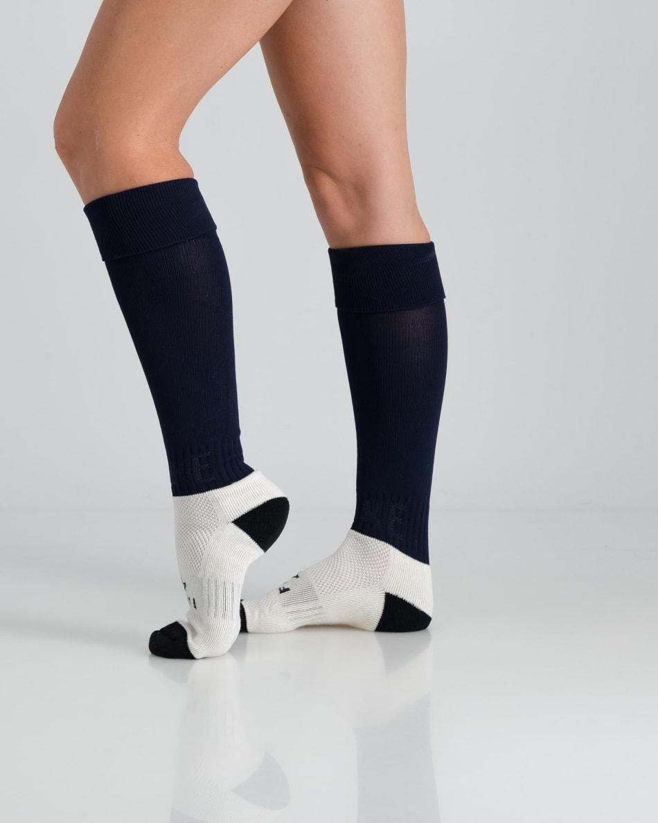 Falke Navy Practice Socks Solid 12.5-3.5, product, variation 3