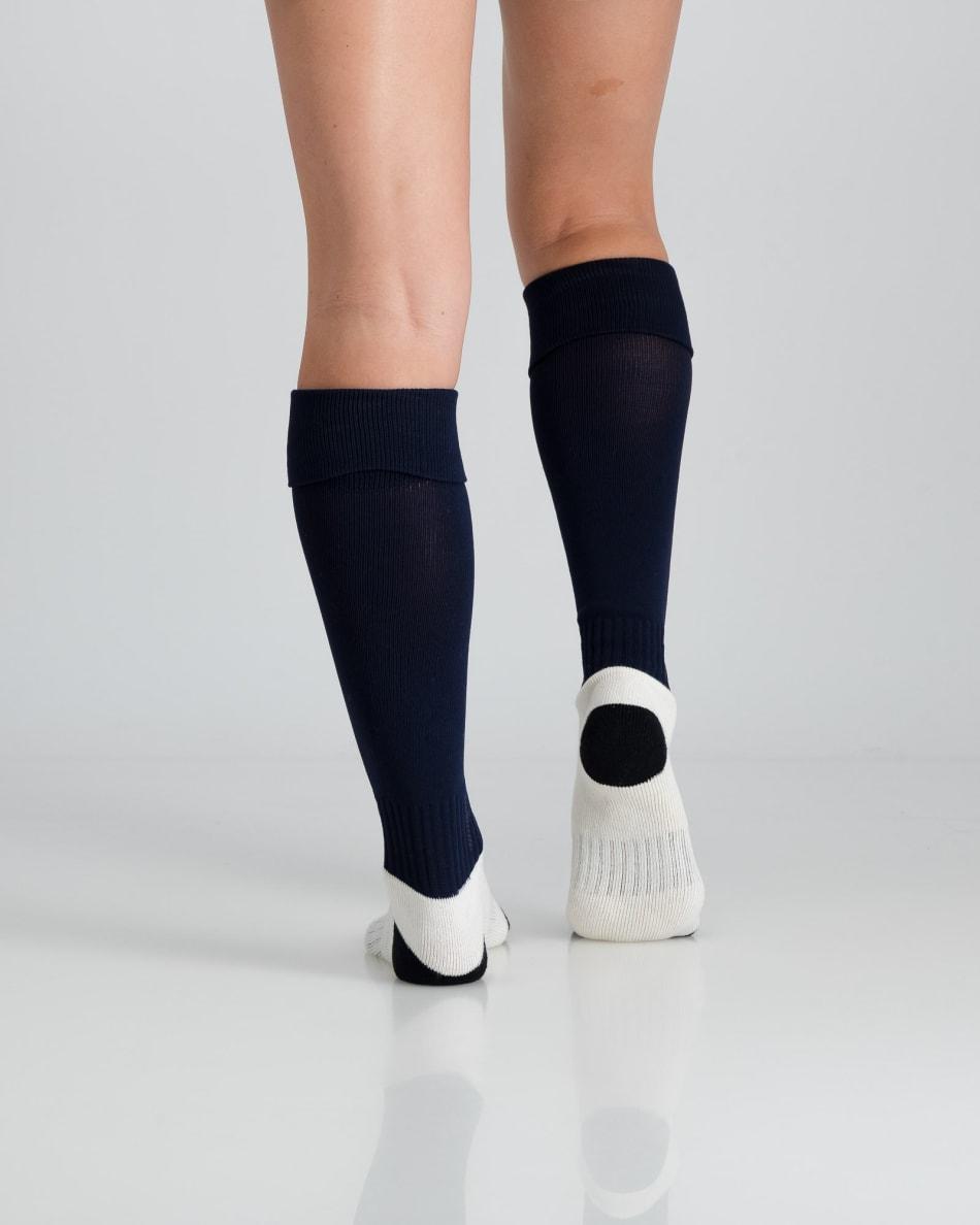 Falke Navy Practice Socks Solid 12.5-3.5, product, variation 4