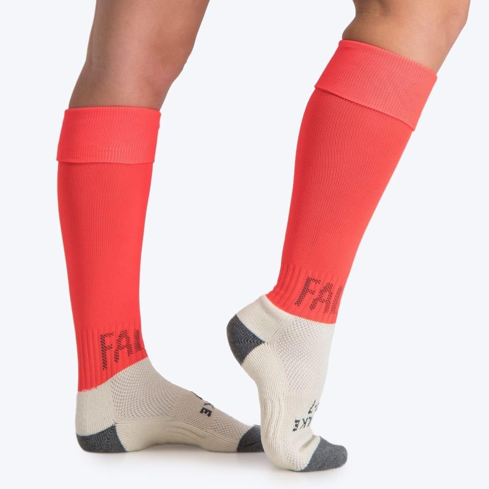 Falke Neon Coral Practice Socks Solid 4-7, product, variation 1