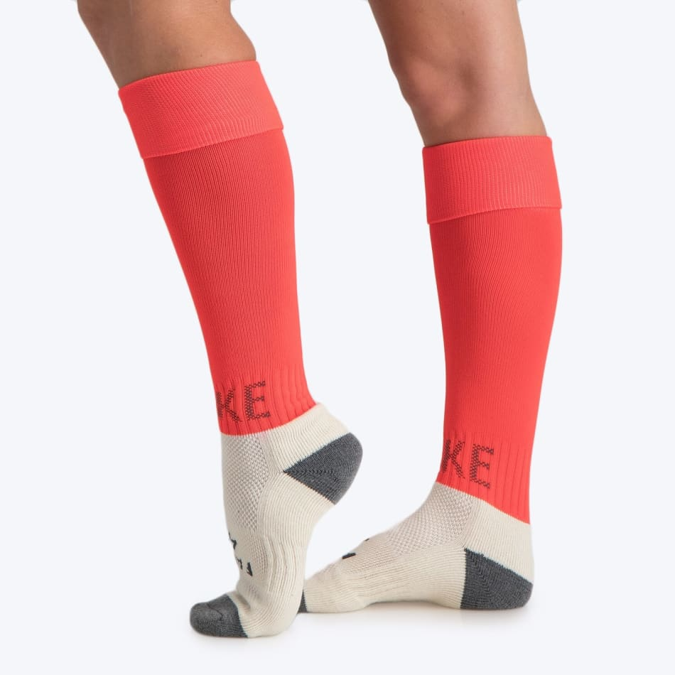 Falke Neon Coral Practice Socks Solid 4-7, product, variation 3