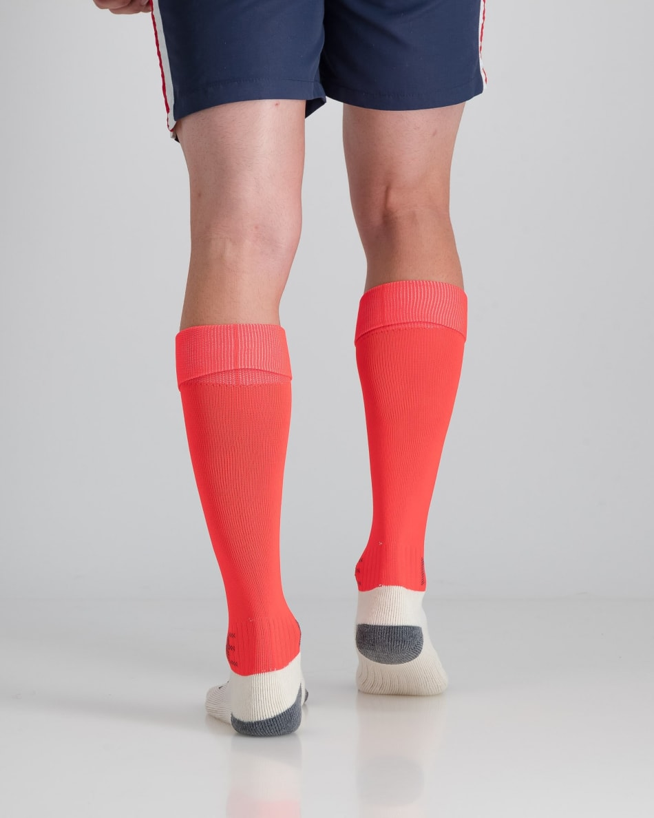 Falke Neon Coral Practice Sock Solid 8-12, product, variation 4