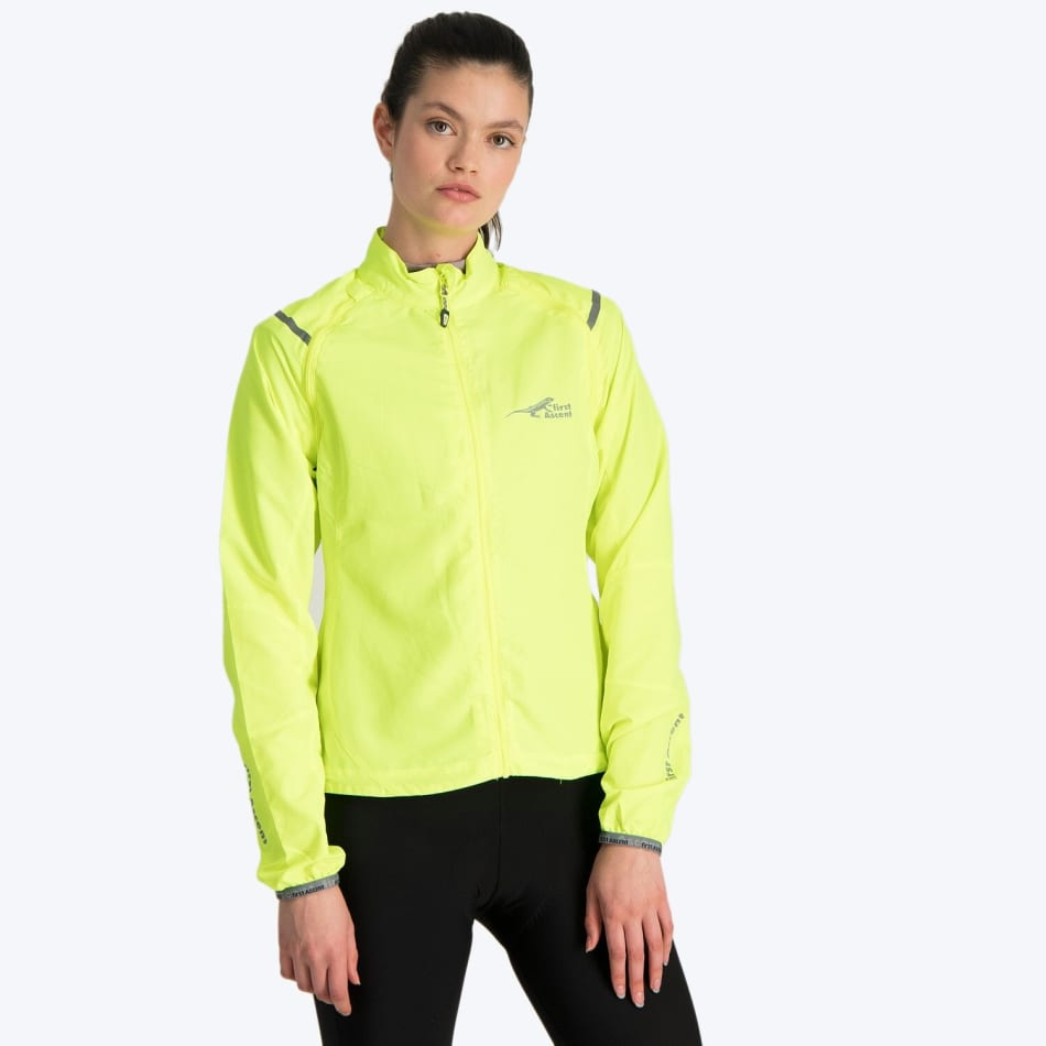 First Ascent  Women's Magneeto Cycling Jacket, product, variation 2