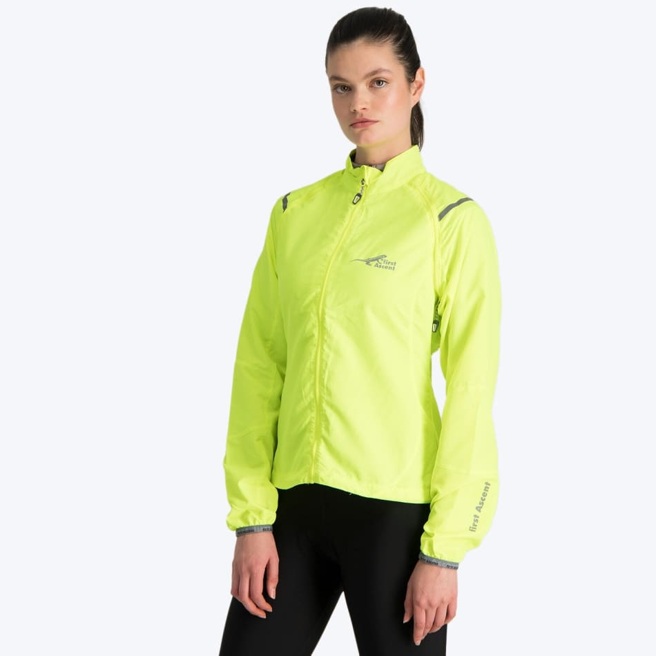 First Ascent  Women's Magneeto Cycling Jacket, product, variation 3