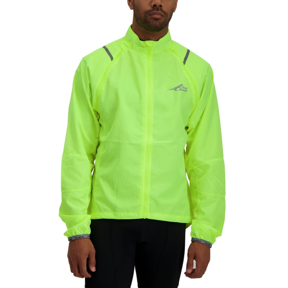 First Ascent Men's Magneeto Cycling Jacket, product, variation 1