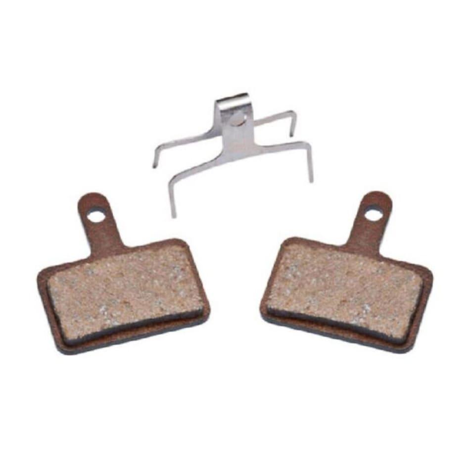 Baradine DS10 Semi Disc Brake Pad, product, variation 1