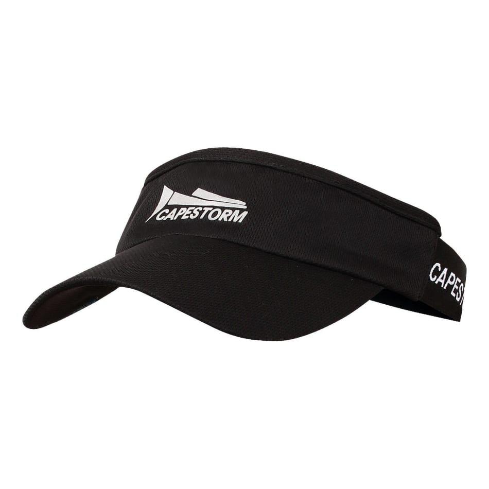 Capestorm Stretch Visor (Black) - default