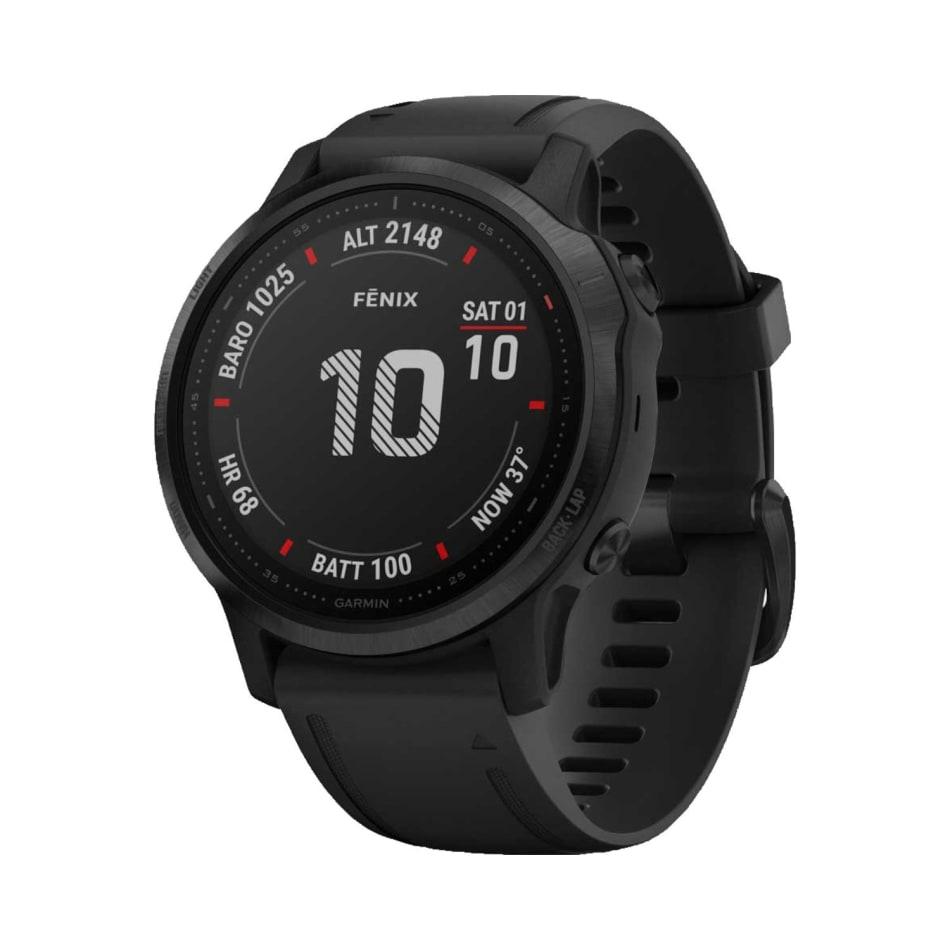Garmin Fenix 6 Pro - Black Multisport GPS Watch, product, variation 2