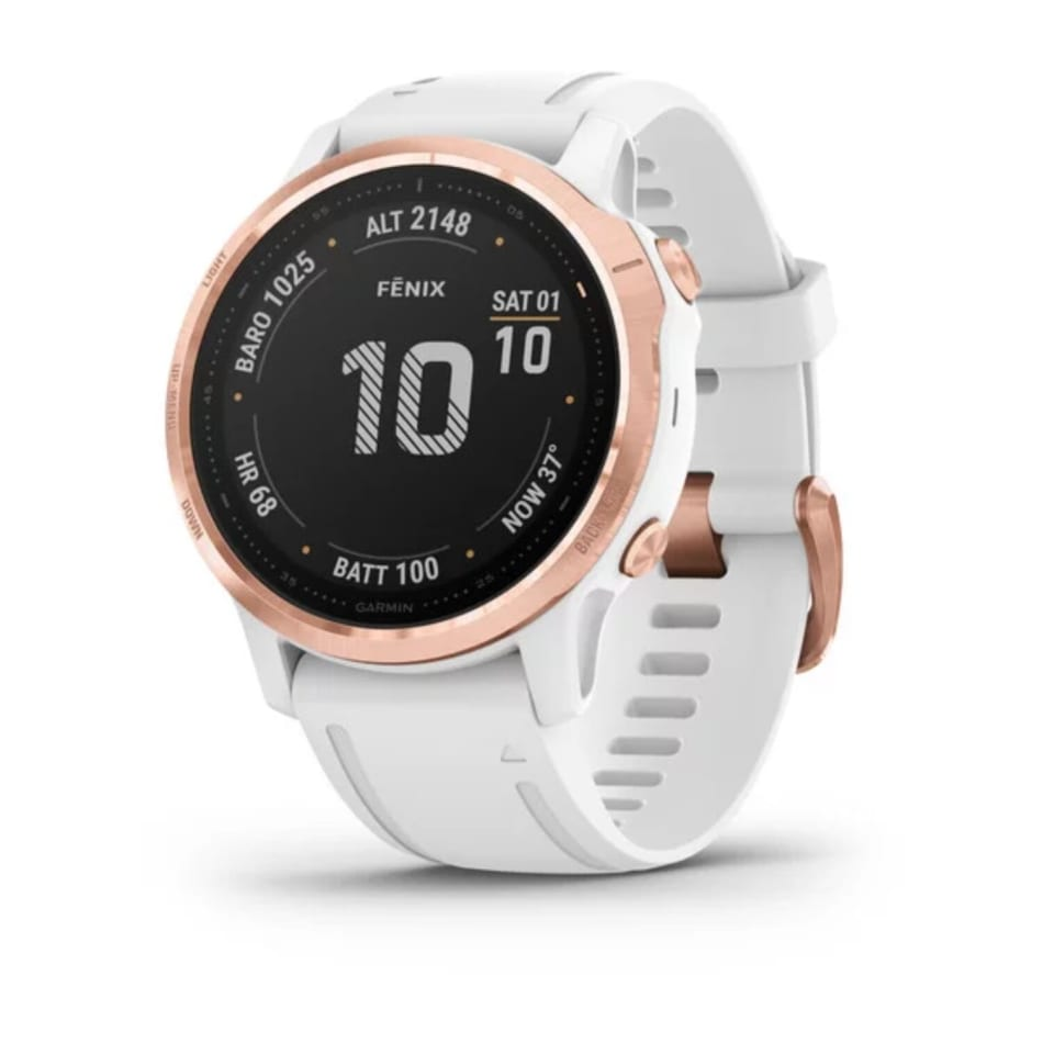 Garmin Fenix 6S Pro - Black Multisport GPS Watch, product, variation 1