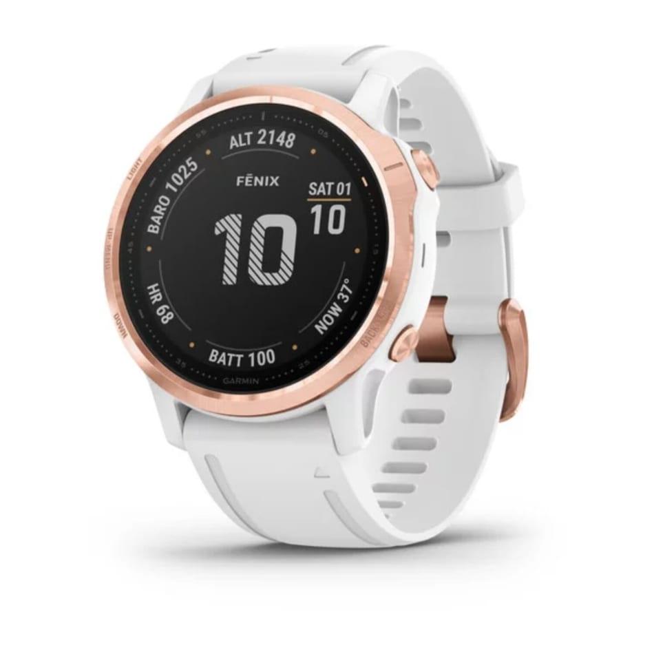 Garmin Fenix 6S Pro - Black Multisport GPS Watch, product, variation 6
